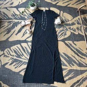 Merona maxi tee shirt dress, size XS